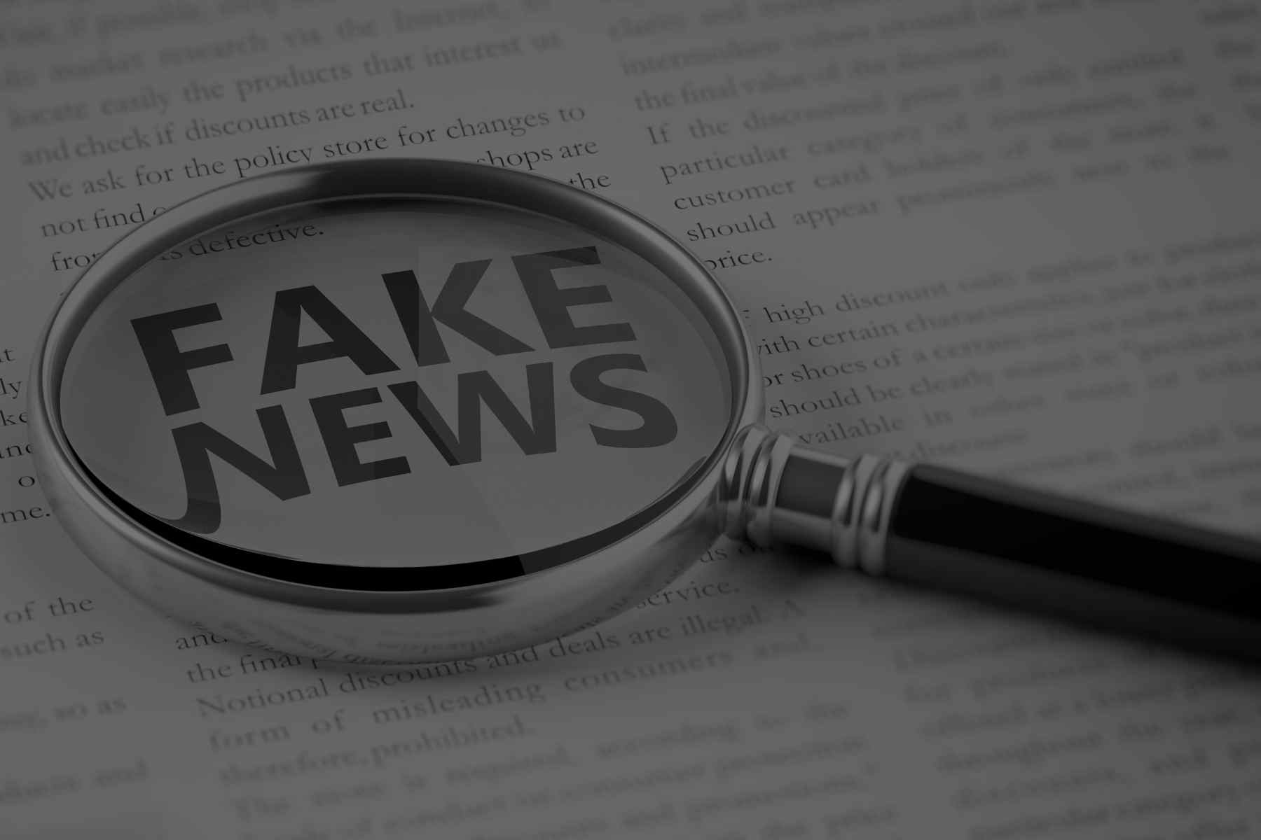 Disinformation i.e. FAKE NEWS: How the Weaponization of Social Media Has You Conned