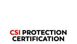 CSI Protection Certification